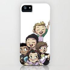 Pile of cute iPhone (5, 5s) Slim Case