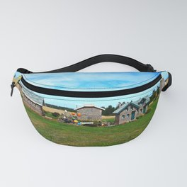 Hannah's Bottle Village Fanny Pack