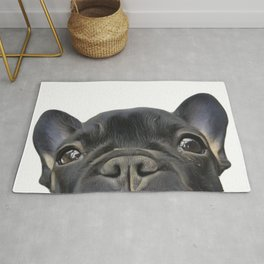 French Bulldog Rug