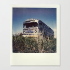 The Spit - Polaroid Canvas Print
