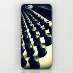 accordion iPhone & iPod Skin