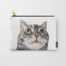 Big Eyed Cat Carry-All Pouch