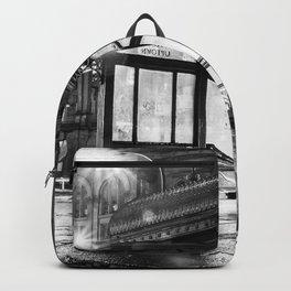 New York City Subway Entrance Backpack