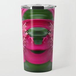 Summer Solstice Mask... Travel Mug