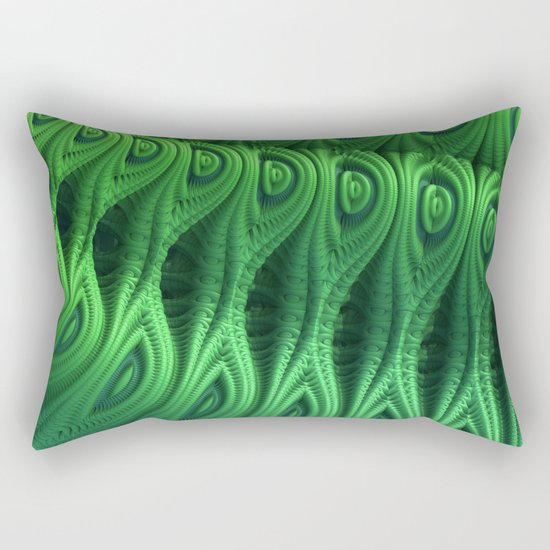 In Space, No One Can Hear You Scream Rectangular Pillow
