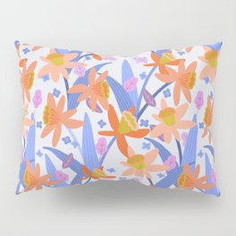 Daffodil Days Pillow Sham