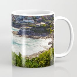 Sydney Coastline Coffee Mug