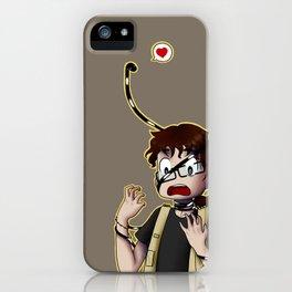 Ananda hates you iPhone Case