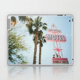 Motel Vintage Sign Laptop & iPad Skin