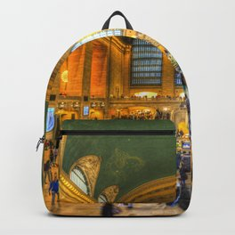Grand Central Station New York Backpack