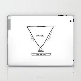 The Work Life-Balance Laptop & iPad Skin