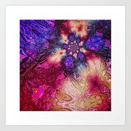 Eudaimonia Art Print