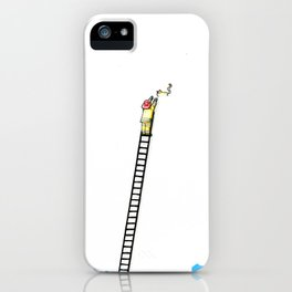 Kitteh Kindess iPhone Case