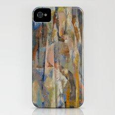 Wild Horses Abstract Slim Case iPhone (4, 4s)