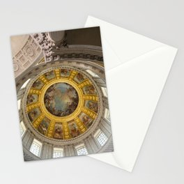 Above Napoleon Bonaparte - Look Up Series Stationery Cards