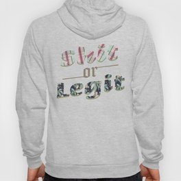 A doubt out of nowhere  Hoody