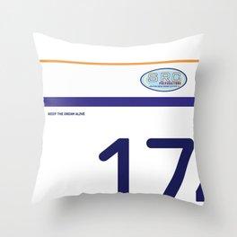 SRC Preparations 935 No.174 Carter Throw Pillow
