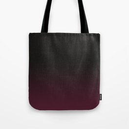 Faded Background, Burgundy, Color Change Tote Bag