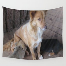DUTY CALLS Wall Tapestry
