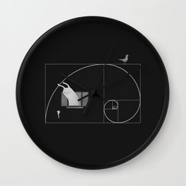 Close To Perfect Wall Clock