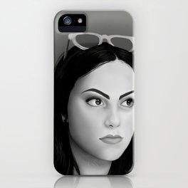 Camila Mendes iPhone Case