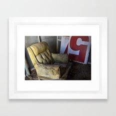 #5 Framed Art Print