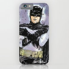 THE CAPED CRUSADER Slim Case iPhone 6s
