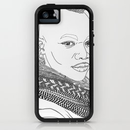 Samburu Woman iPhone Case