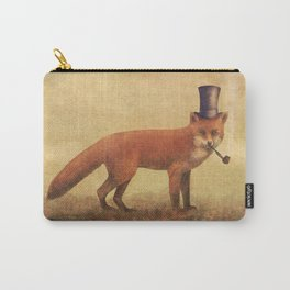 Crazy Like a Fox  Carry-All Pouch