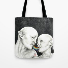 ~ Kiss Kiss ~ Tote Bag