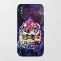 cake iPhone & iPod Cases featuring Cake by Andreea Maria Has