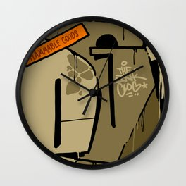 CARGO Wall Clock