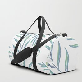 Delicate Leaves Duffle Bag