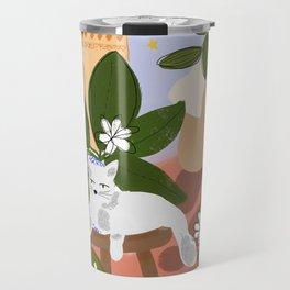 Summer in Paradise Travel Mug