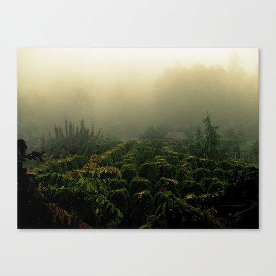 Folk  Canvas Print