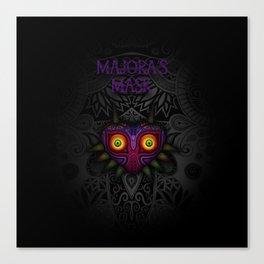 Majora's Mask Canvas Print