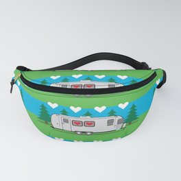 Love is in the Airstream Fanny Pack
