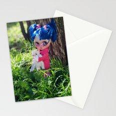 Little naughty girl Blythe Stationery Cards