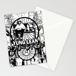 Yung Lean - Yoshi City Stationery Cards