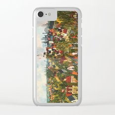 Denmark On A Sunny Day Clear iPhone Case