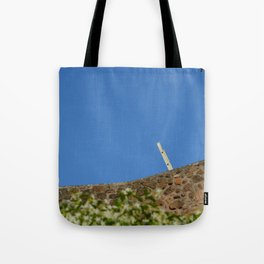 Leading to nowhere Tote Bag