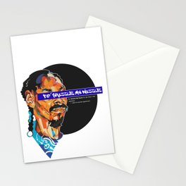 Fo' Shizzle Stationery Cards