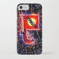 bazinga iPhone & iPod Cases featuring BAZINGA!   -   012 by Lazy Bones Studios