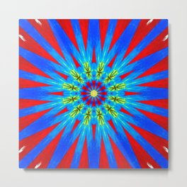 Stank Spice Blend Special Edition 5 Metal Print
