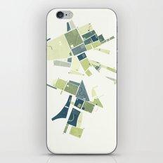 The Lower Field iPhone & iPod Skin