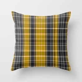 Scottish tartan #34 Throw Pillow