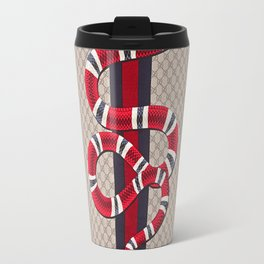 Guci Snake Travel Mug