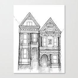San Fransisco Canvas Print