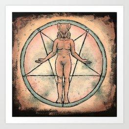 Sacred and Profane Art Print