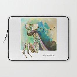Henri Mantisse Laptop Sleeve